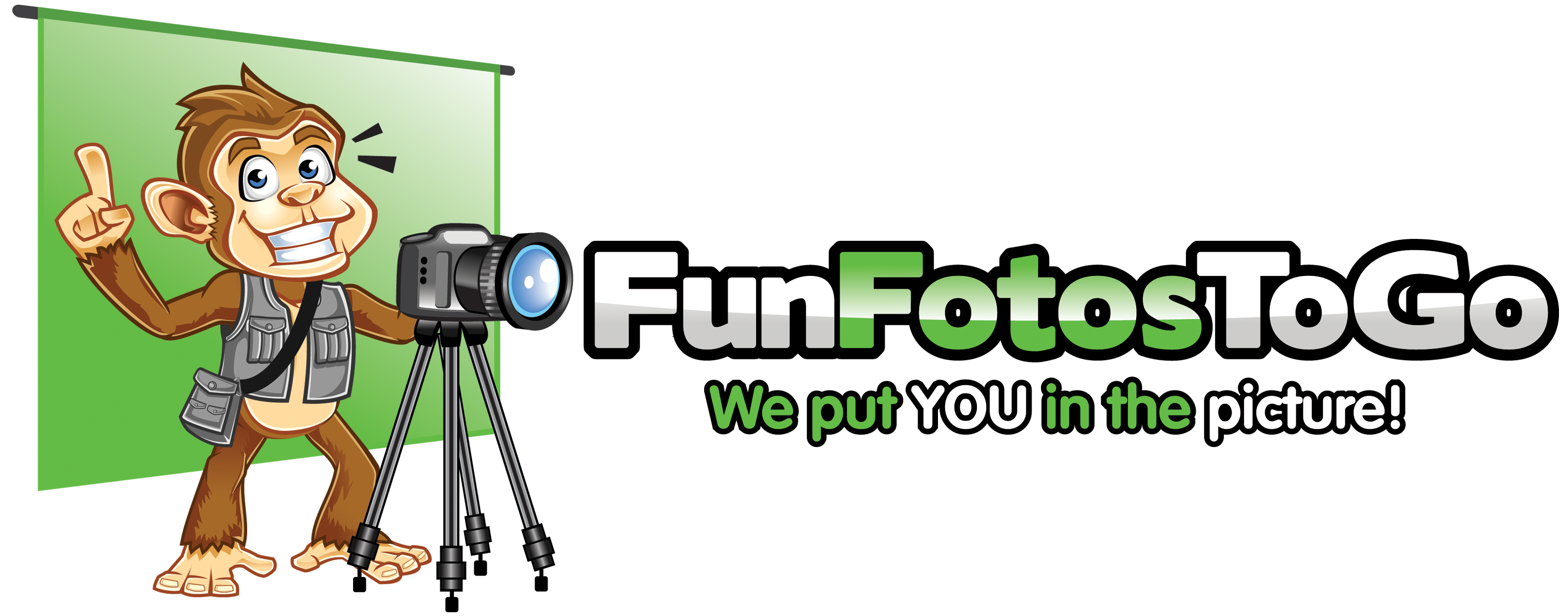 Fun Fotos To Go - We put you in the picture