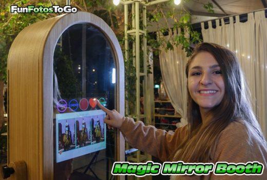 Retro Magic Mirror
