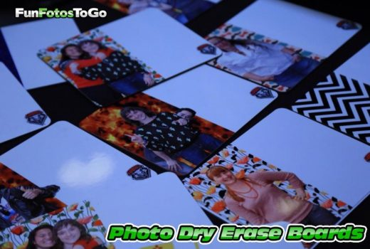 Photo Dry Erase Boards
