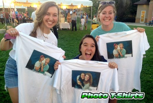 Photo T-Shirts To Go