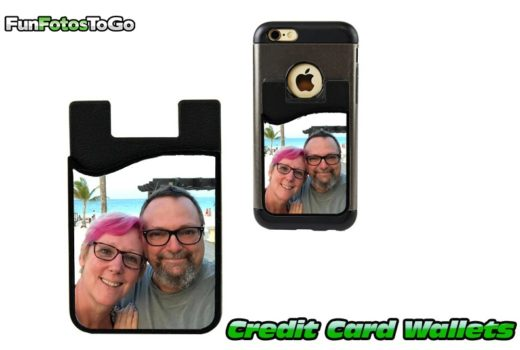 Cell Phone Wallet/Card Caddies