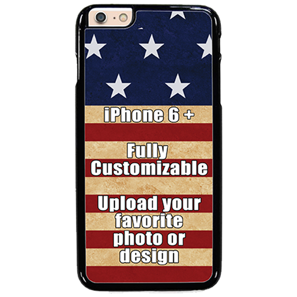 iPhone 6 plus customizable phone case
