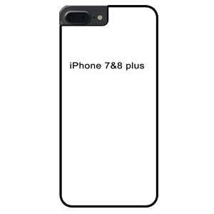 customizable phone case for iPhone 7/8