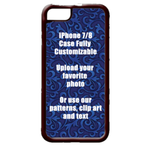 iPhone 7 or 8 customized phone case